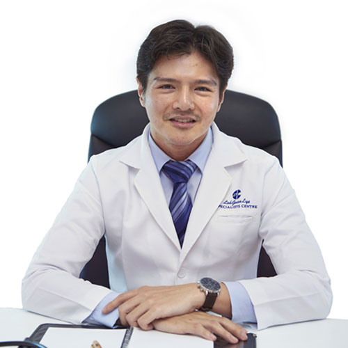 Dr Lim Chee Pin