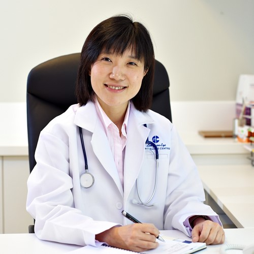 Dr Yeow Toh Peng